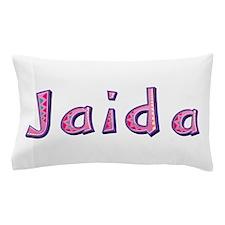 Jaida Pink Giraffe Pillow Case