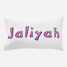 Jaliyah Pink Giraffe Pillow Case