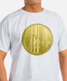 Commerative Coin ESA T-Shirt