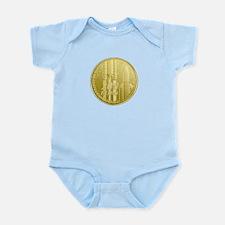 Commerative Coin ESA Logo Infant Bodysuit