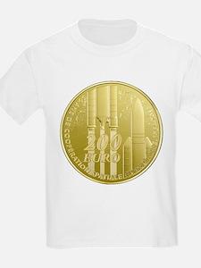 Commerative Coin ESA Logo T-Shirt