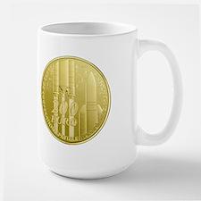 Commerative Coin ESA Large Mug