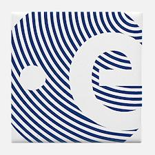 ESA 50th Anniversary Tile Coaster