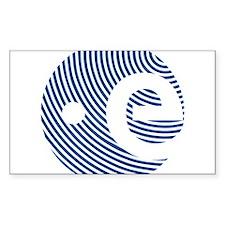ESA 50Th Anniversary Decal Sticker (