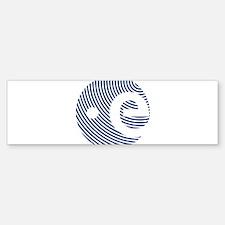 ESA 50th Anniversary Bumper Bumper Sticker