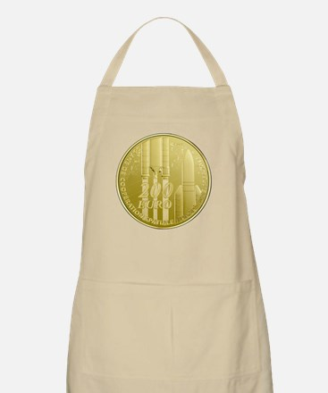 Commerative Coin ESA Logo Apron