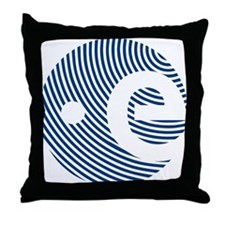 ESA 50th Anniversary Throw Pillow