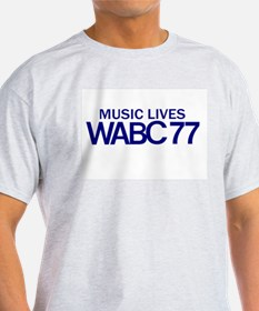 WABC New York (1970) - T-Shirt