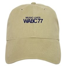 WABC New York (1970) - Baseball Cap