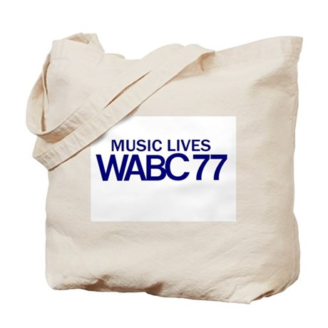 WABC New York (1970) - Tote Bag