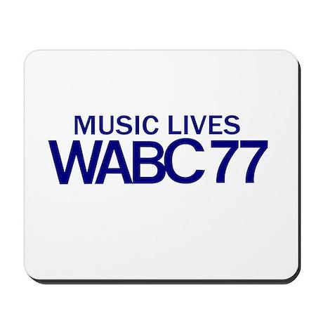 WABC New York (1970) - Mousepad