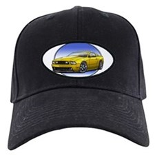 GT Stang Yellow Baseball Hat