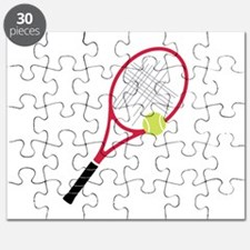 Tennis Racket Puzzle