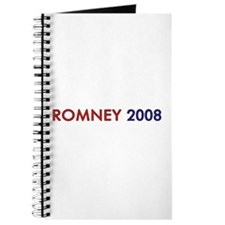 Mitt Romney 2008 Journal