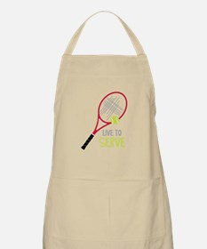 Live To Serve Apron