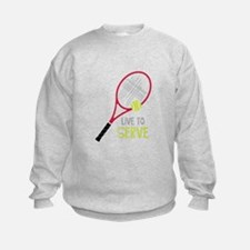 Live To Serve Sweatshirt