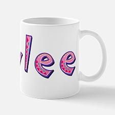 Haylee Pink Giraffe Mugs