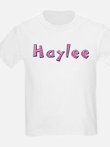Haylee Pink Giraffe T-Shirt