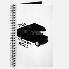 I Love RVing Journal