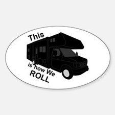 I Love RVing Decal