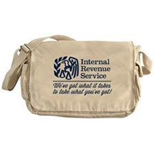 The IRS Messenger Bag