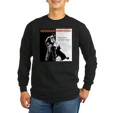 little friend GSD Long Sleeve T-Shirt