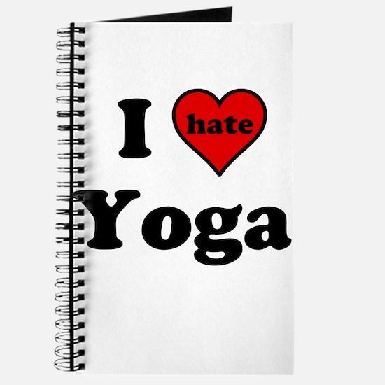 I Heart (hate) Yoga Journal