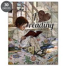 I love reading Puzzle