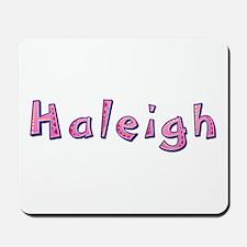 Haleigh Pink Giraffe Mousepad