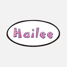 Hailee Pink Giraffe Patch
