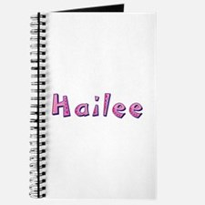 Hailee Pink Giraffe Journal