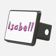 Isabell Pink Giraffe Hitch Cover