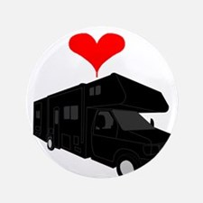 """I Love RVing 3.5"""" Button (100 pack)"""