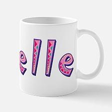 Giselle Pink Giraffe Mugs