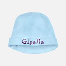 Giselle Pink Giraffe baby hat