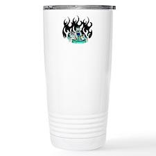 Burn It Up. Travel Mug