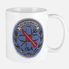 USS OKLAHOMA CITY Mug