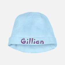 Gillian Pink Giraffe baby hat