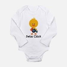 Anchor Swim Chick Baby Suit