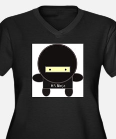 ninja-big Plus Size T-Shirt