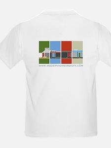 Modern Homes Eichlers Light T-Shirt