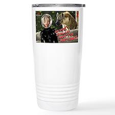 Do You Really Want To Hurst Me? Travel Mug