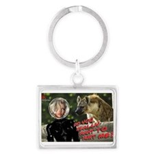Do You Really Want To Hurst Me? Keychains