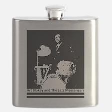 Art Blakey and The Jazz Messengers Flask