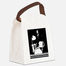 Art Blakey and The Jazz Messenger Canvas Lunch Bag