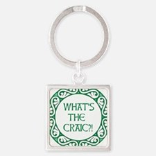 Whats the Craic?! Keychains