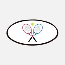 Tennis Rackets Patches