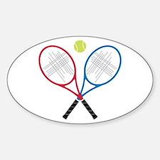 Tennis Rackets Stickers