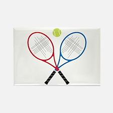 Tennis Rackets Magnets