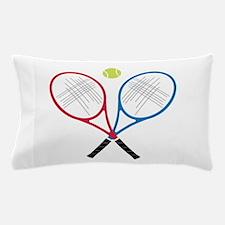Tennis Rackets Pillow Case